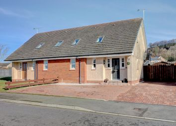 Thumbnail 3 bedroom semi-detached house for sale in Highfield Drive, Torthorwald, Dumfries
