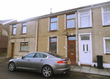Thumbnail 2 bed terraced house for sale in Station Terrace, Bryn, Port Talbot, West Glamorgan.