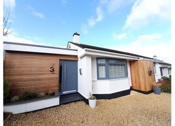 Thumbnail 3 bed semi-detached bungalow for sale in St Carantoc Way, Crantock Newquay