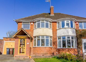 Thumbnail 3 bedroom semi-detached house for sale in Streamside Way, Solihull, West Midlands