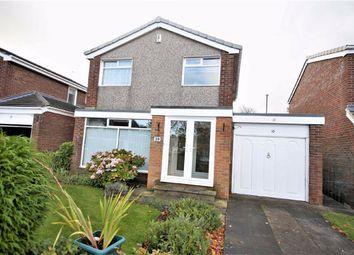 Thumbnail 3 bed detached house for sale in Meltham Drive, Moorside, Sunderland