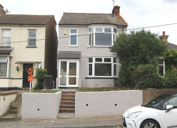 Thumbnail 3 bed detached house for sale in Vale Road, Northfleet, Gravesend, Kent