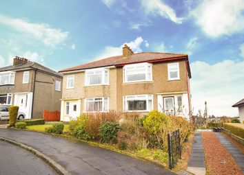 Thumbnail 3 bed semi-detached house for sale in Craighill Drive, Clarkston, Glasgow