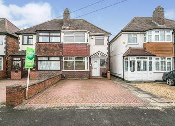3 bed semi-detached house for sale in Deepdale Avenue, Sheldon, Birmingham B26
