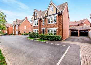 Thumbnail 5 bed detached house to rent in Burr Close, Kempston, Bedford