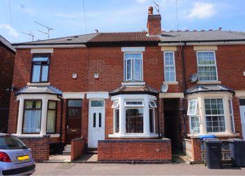 3 bed terraced house for sale in Belvoir Street, Derby DE23