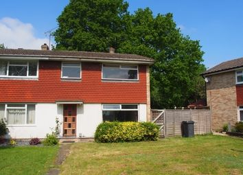 Thumbnail 3 bed semi-detached house for sale in Elm Bank, Yateley