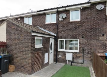 Thumbnail 3 bed terraced house for sale in Quarrington Grove, Kingswood, Hull