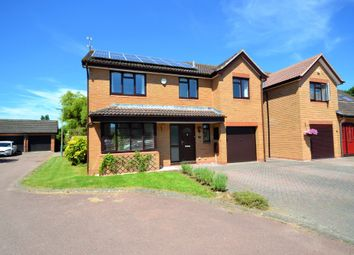 Thumbnail 4 bed detached house to rent in Sedgewick Gardens, Up Hatherley, Cheltenham