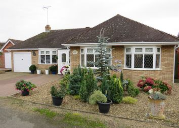 Thumbnail 3 bed detached bungalow for sale in Cavalry Park, March