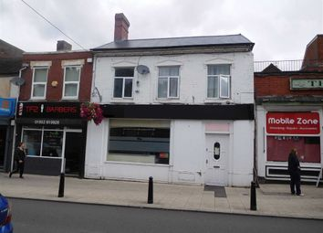 Thumbnail Restaurant/cafe for sale in Market Street, Telford, Shropshire