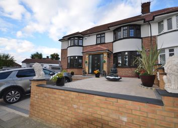 Thumbnail 5 bed semi-detached house to rent in The Avenue, Wembley, Middlesex