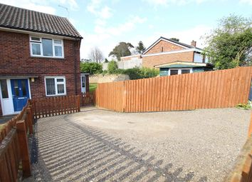Thumbnail 2 bed flat for sale in York Crescent, Claydon, Ipswich, Suffolk