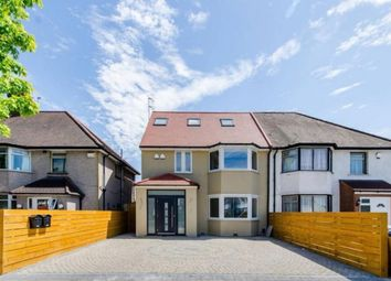Thumbnail 3 bed flat for sale in The Vale, Golders Green, London
