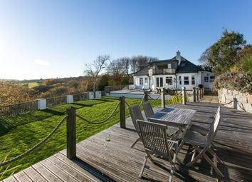 Thumbnail 5 bed detached house for sale in Abersoch, Gwynedd