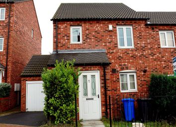 Thumbnail 3 bed semi-detached house for sale in Queen Mary Rise, Sheffield