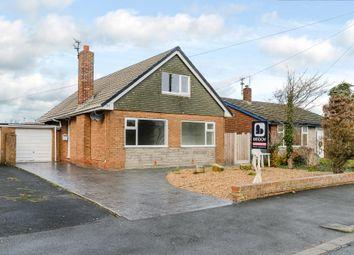 Thumbnail 4 bed detached bungalow for sale in Patterdale Avenue, Fleetwood, Lancashire