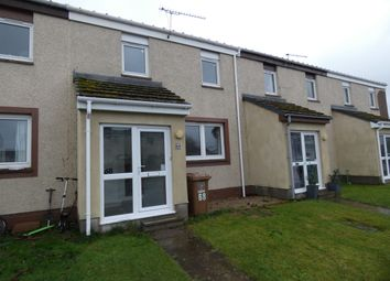 Thumbnail 3 bed terraced house for sale in 68 Abbey Crescent, Kinloss, Moray