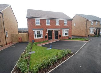 Thumbnail 3 bed property to rent in Dewsbury Crescent, Stafford