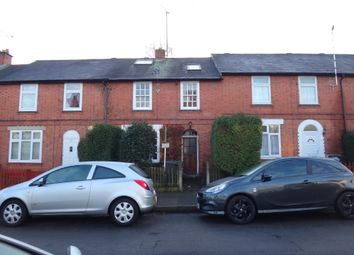 Thumbnail 3 bedroom terraced house for sale in Kimberley Road, Evington, Leicester