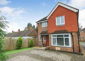 Thumbnail 3 bed detached house for sale in Green View, Crawley Down, West Sussex