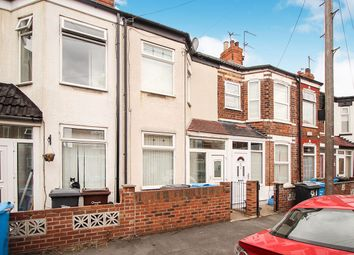 2 bed terraced house for sale in Huntingdon Street, Hull HU4