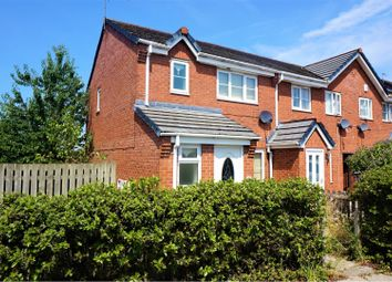 Thumbnail 3 bedroom town house for sale in Lunt Avenue, Bootle