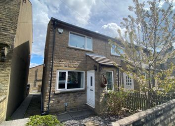 Thumbnail 2 bed end terrace house for sale in North Parade, Allerton, Bradford