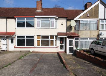 Thumbnail 2 bed terraced house for sale in Parkside Avenue, Barnehurst, Kent