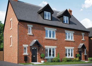 Thumbnail 4 bed detached house for sale in Springfields, Hunts Grove, Hardwicke, Gloucestershire