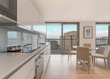 Thumbnail 2 bed flat to rent in Liberty Building, Canary Wharf, London