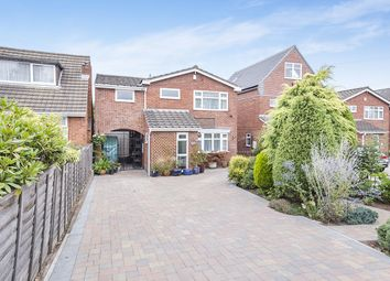 Thumbnail 4 bed detached house for sale in Vicarage Lane, Ash Green, Coventry