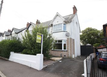 Thumbnail 3 bedroom semi-detached house for sale in Onslow Parade, Belfast