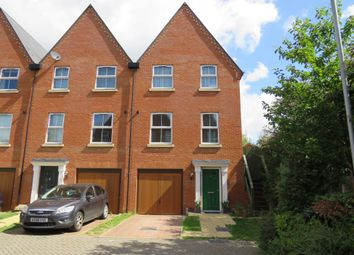 Thumbnail 3 bedroom town house for sale in Hawes Street, Ipswich