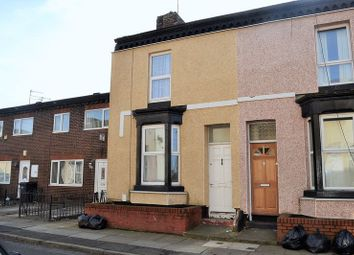 Thumbnail 2 bedroom end terrace house to rent in Pope Street, Bootle
