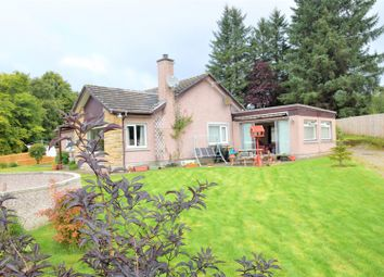 Thumbnail 4 bed detached bungalow for sale in Contin, Strathpeffer