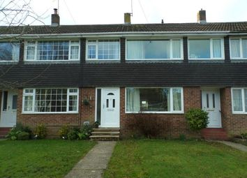 Thumbnail 3 bed terraced house for sale in North Baddesley, Romsey, Hampshire