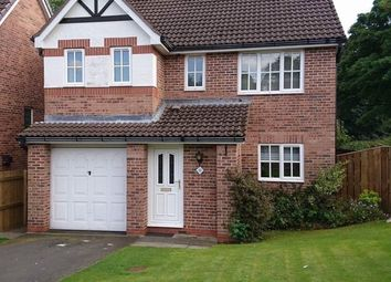 Thumbnail 4 bed detached house to rent in Allerburn Lea, Alnwick