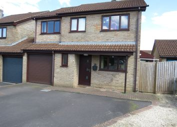 Thumbnail Link-detached house for sale in Stirling Way, Frome