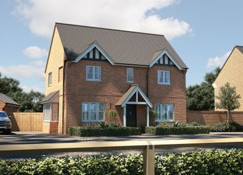 "Thumbnail 4 bedroom detached house for sale in ""The Arlington"" at Heath Lane, Lowton, Warrington"