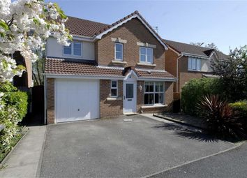 Thumbnail 4 bed detached house for sale in Wilsham Road, Orrell