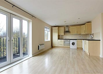 Thumbnail 3 bed flat to rent in Henshall House, Tapton, Chesterfield, Derbyshire