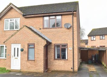 Thumbnail 2 bed semi-detached house for sale in Wincanton, Somerset