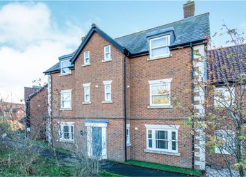 Thumbnail 1 bed flat for sale in Wroxham Road, Sprowston, Norwich