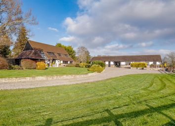 Thumbnail 4 bed detached house for sale in Brinsop Barn, Stretton Grandison, Ledbury