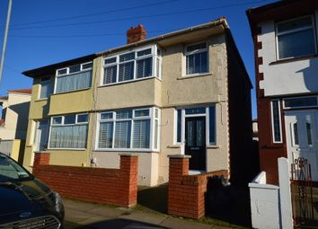 Thumbnail 3 bedroom semi-detached house for sale in Roxburgh Street, Bootle, Liverpool