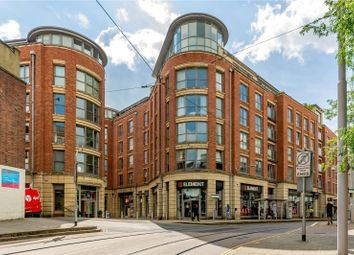 Thumbnail 3 bed flat for sale in Number One Fletcher Gate, Adams Walk, Nottingham