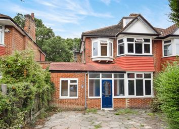 Thumbnail 5 bed semi-detached house for sale in Woodland Rise, Greenford, Middlesex