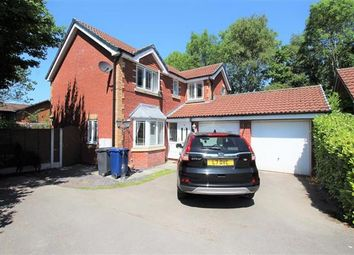 Thumbnail 4 bed detached house for sale in Summerfield Close, Walton-Le-Dale, Preston