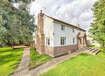 Thumbnail 4 bed detached house for sale in Widford Road, Much Hadham